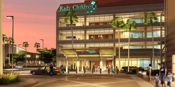 Лечение в США. Клиника Rady Children's в Сан Диего.